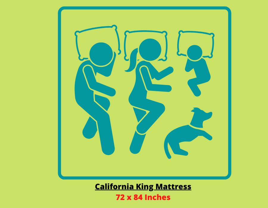 cal mattress size