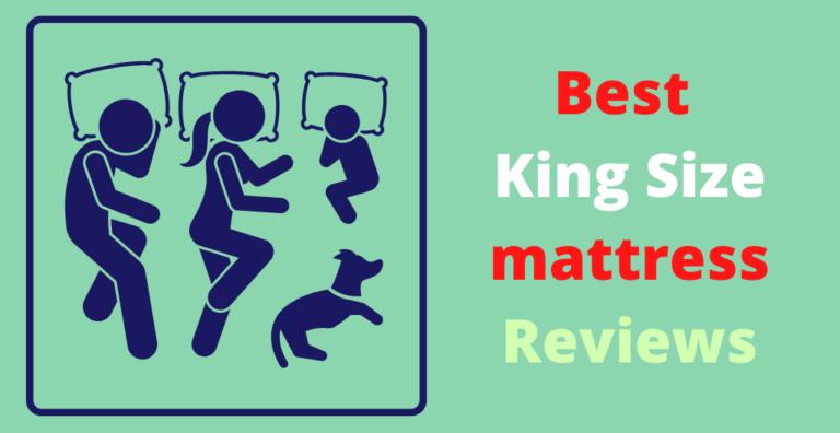 best king size mattress reviews