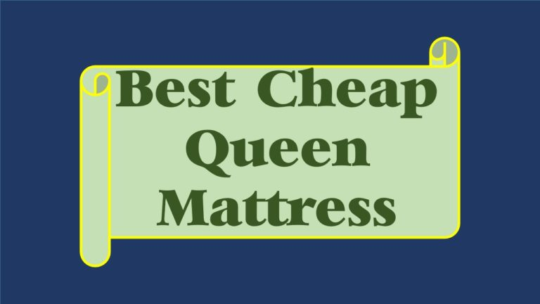 cheap queen mattress