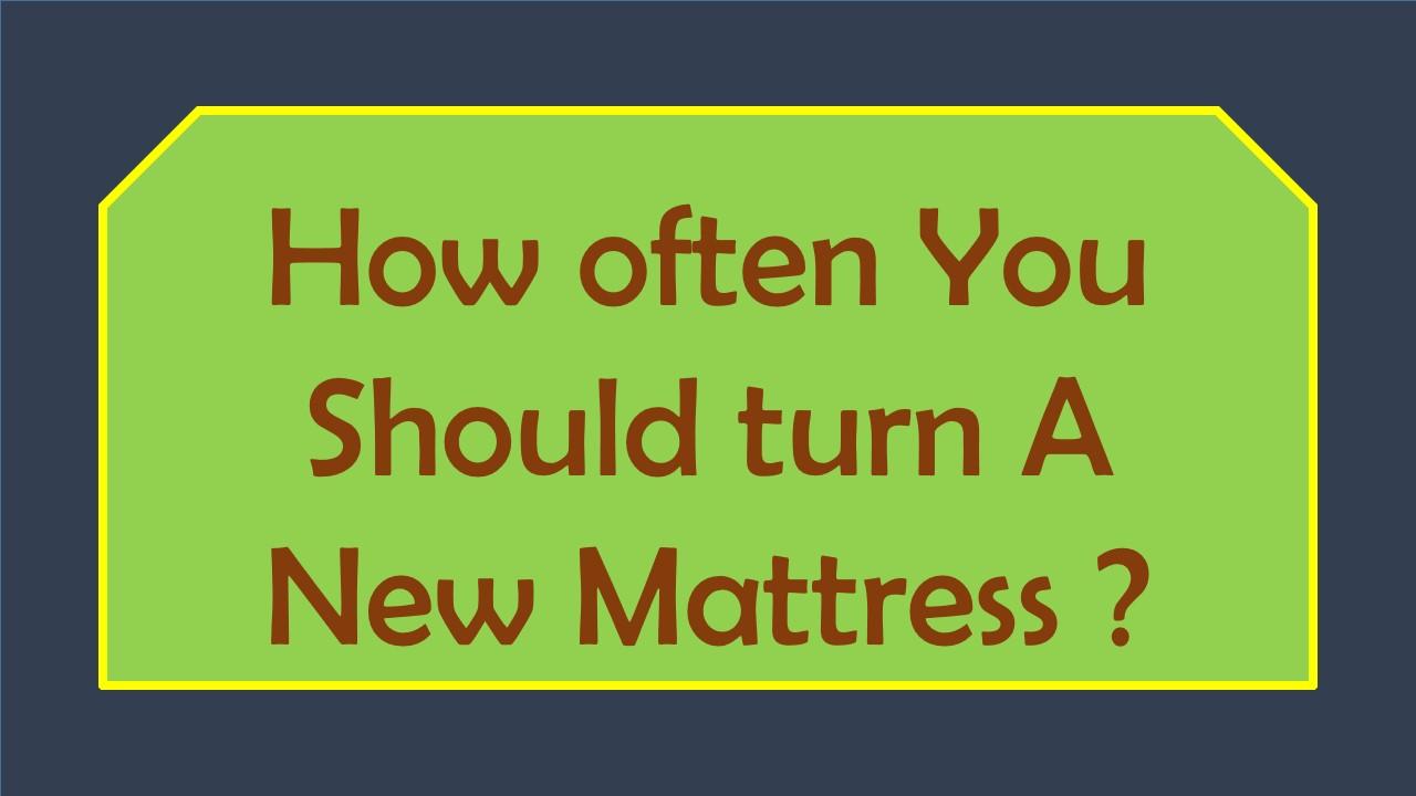 mattress change