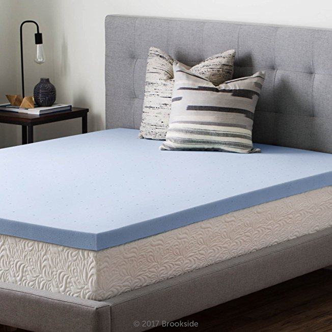 back pain mattress toppers