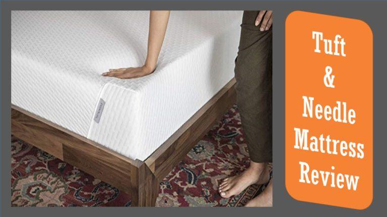 tuft & needle mattress review