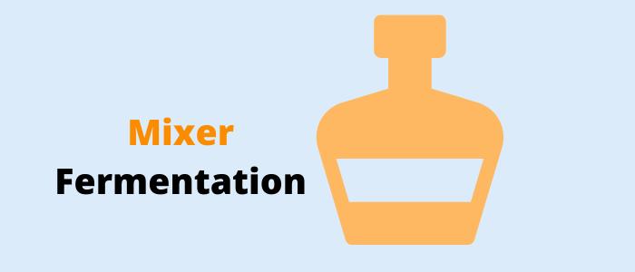 ferment the mixer