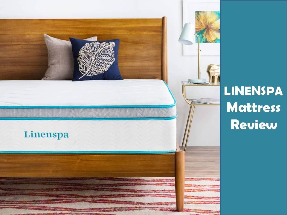 LINENSPA Mattress Review