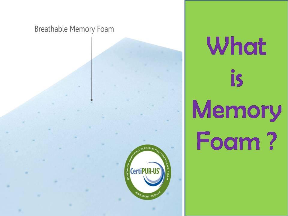 what is Memory foam