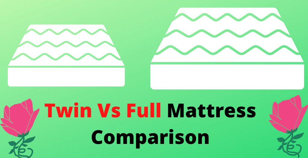 twin vs full mattress