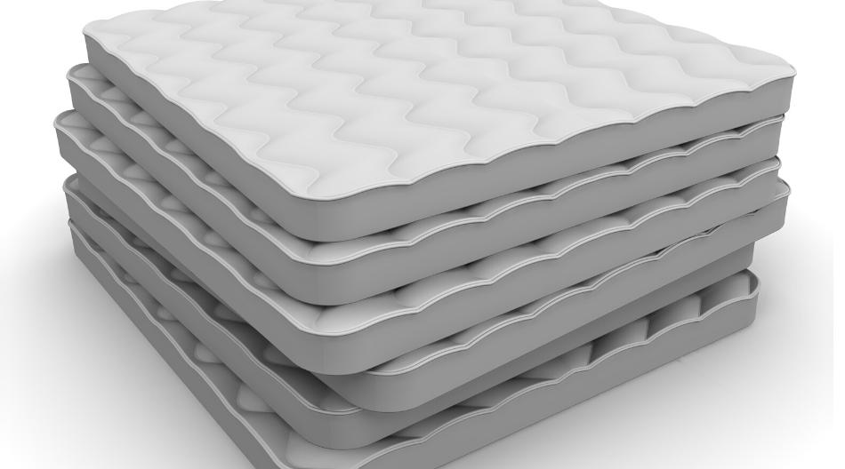 unpack mattress