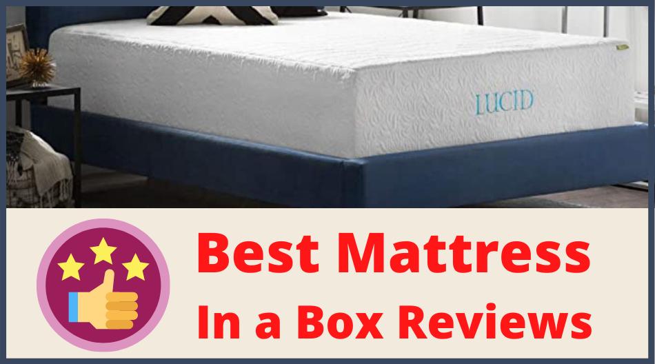 best mattress in a box review