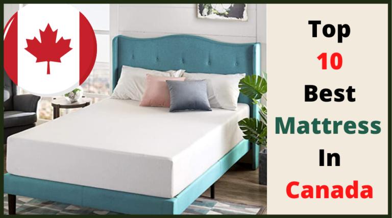 best mattress in canada