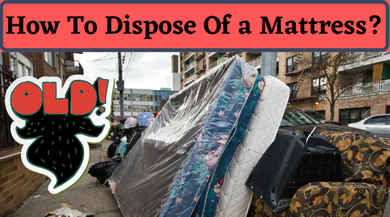 mattress dispose